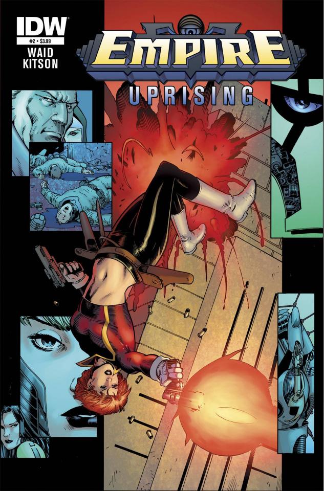 Empire: Uprising #2