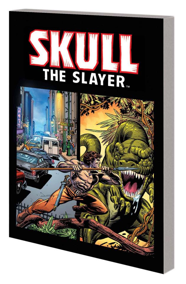 Skull: The Slayer