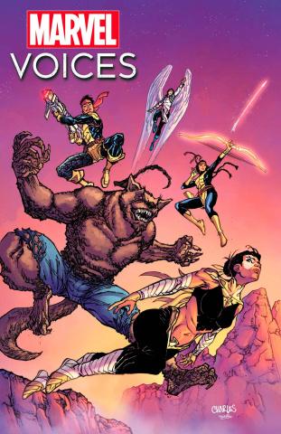 Marvel's Voices: Indigenous Voices 2021 #1
