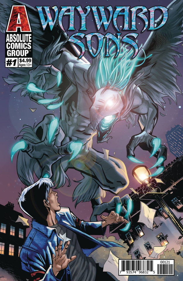 Wayward Sons #1 (Holographic Foil Cover)