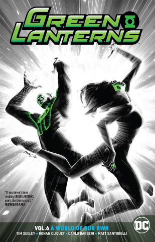 Green Lanterns Vol. 6: A World of Our Own (Rebirth)