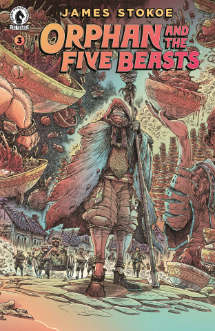 The Orphan & Five Beasts #3