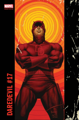 Daredevil #17 (Jusko Corner Box Cover)