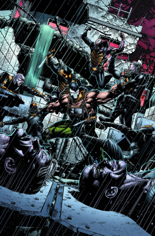 Forever Evil: The Arkham War #2
