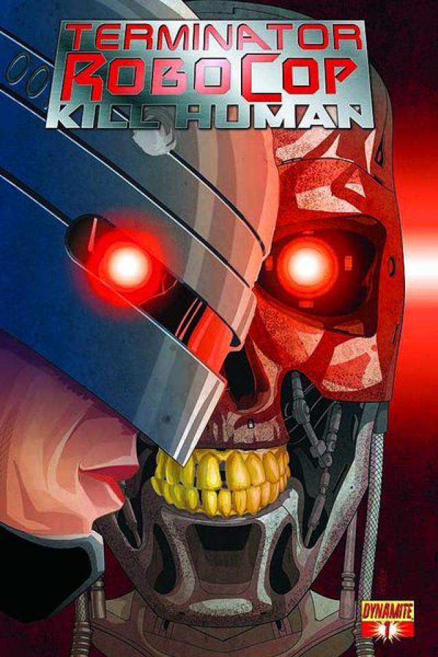 Terminator/RoboCop: Kill Human #1