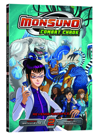 Monsuno Vol. 2