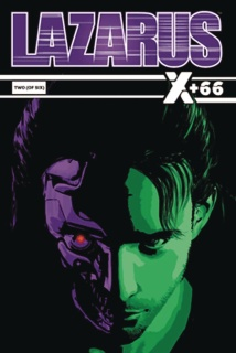 Lazarus: X+66 #2