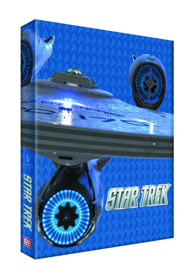 Star Trek Vol. 1 (Red Label Edition)