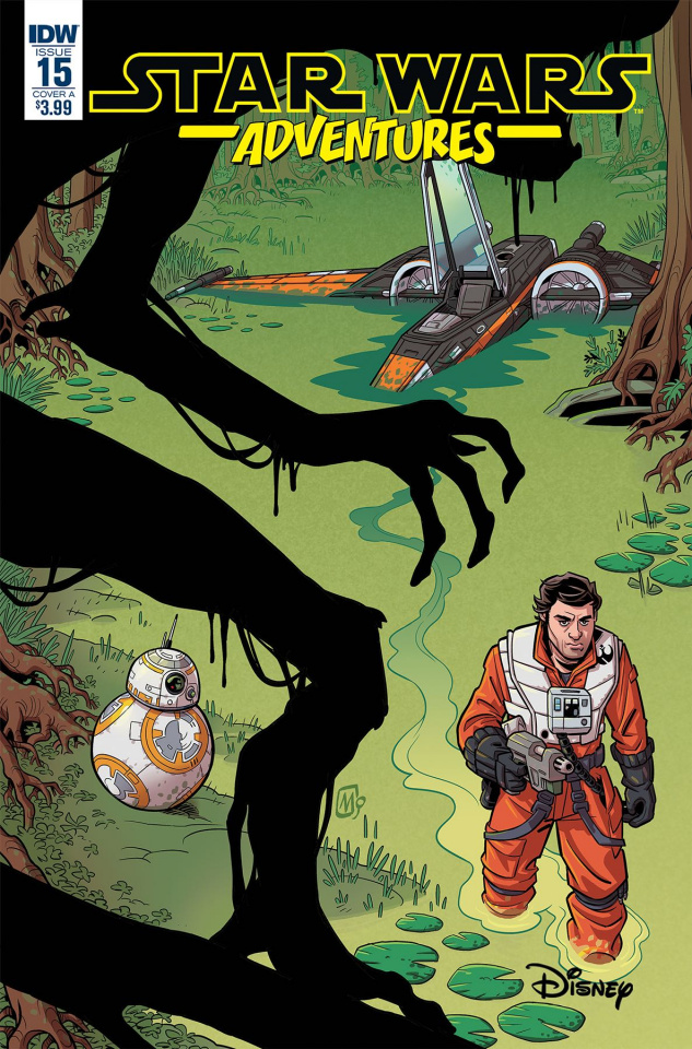 Star Wars Adventures #15 (Mauricet Cover)