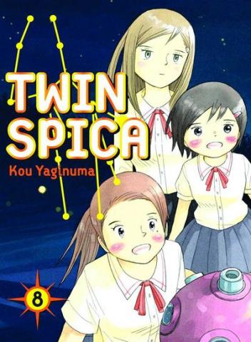Twin Spica Vol. 8