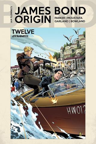 James Bond: Origin #12 (Kotz Cover)