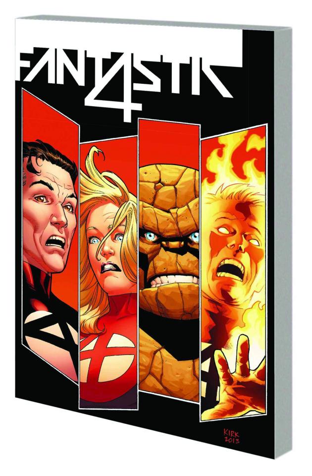 Fantastic Four Vol. 1: Fall of the Fantastic Four