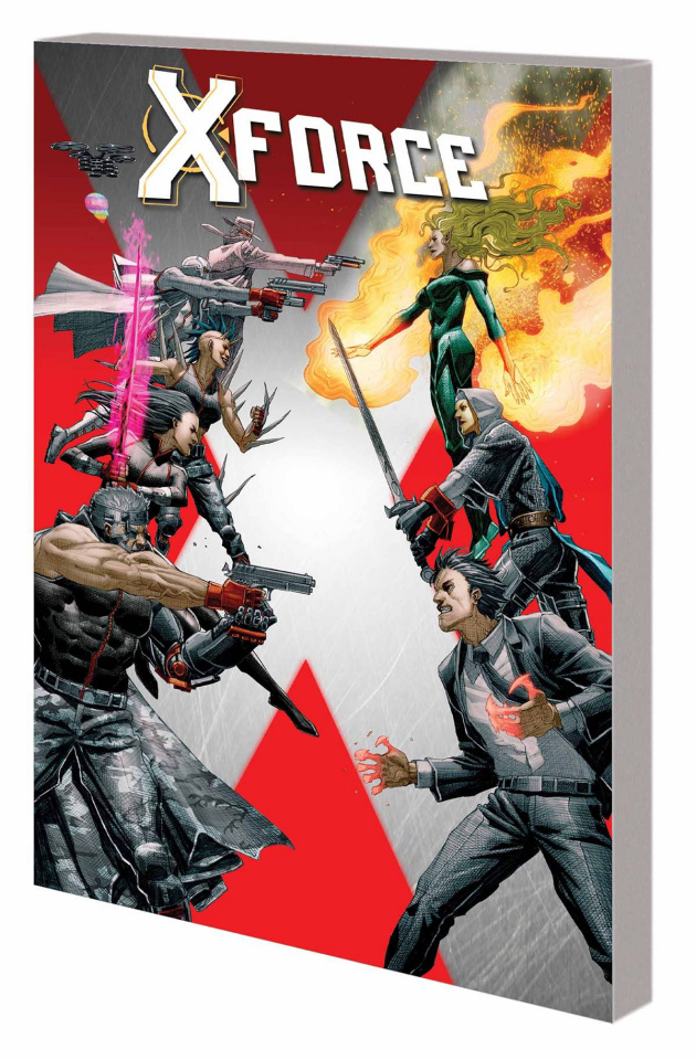 X-Force Vol. 2: Hide the Fear