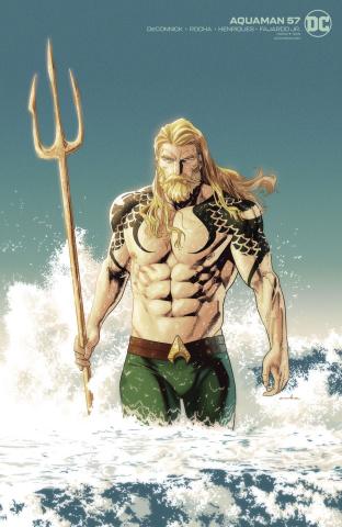 Aquaman #57 (Kris Anka Cover)