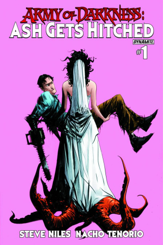 Army of Darkness: Ash Gets Hitched #1 (Lee Cover)