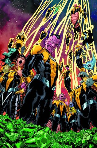 Sinestro Vol. 3