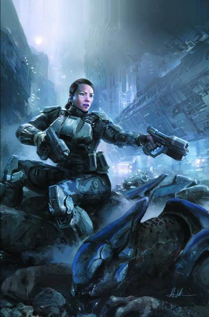 Halo: Initiation #1