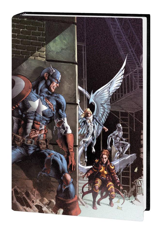 Avengers by Brian Michael Bendis Vol. 4: AvX