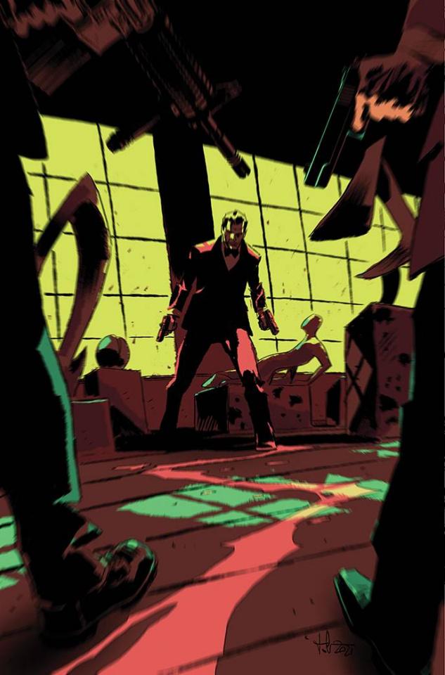 James Bond: Agent of SPECTRE #5 (10 Copy Casalanguida Cover)