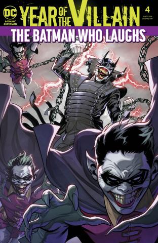 Batman / Superman #4 (Year of the Villain)