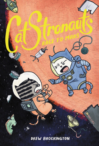 Catstronauts Vol. 2: Race to Mars
