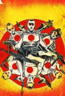 Bloodshot #0 (Pullbox Cover)