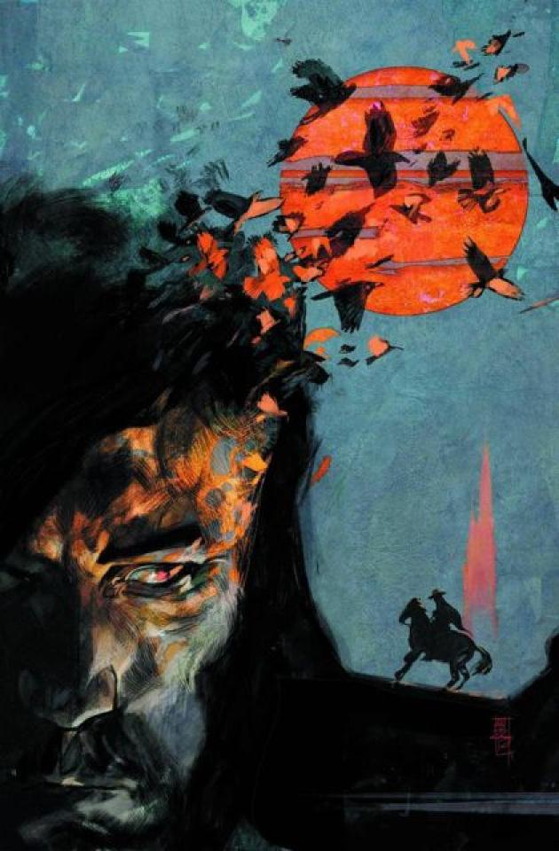 The Gunslinger: The Man in Black #1
