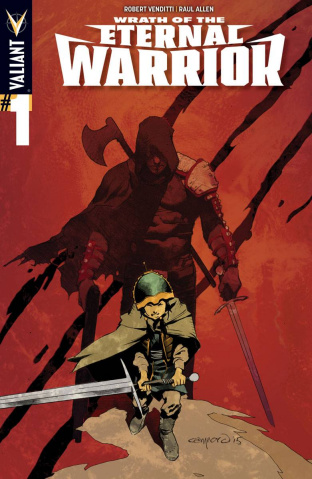 Wrath of the Eternal Warrior #1 (Nord Cover)