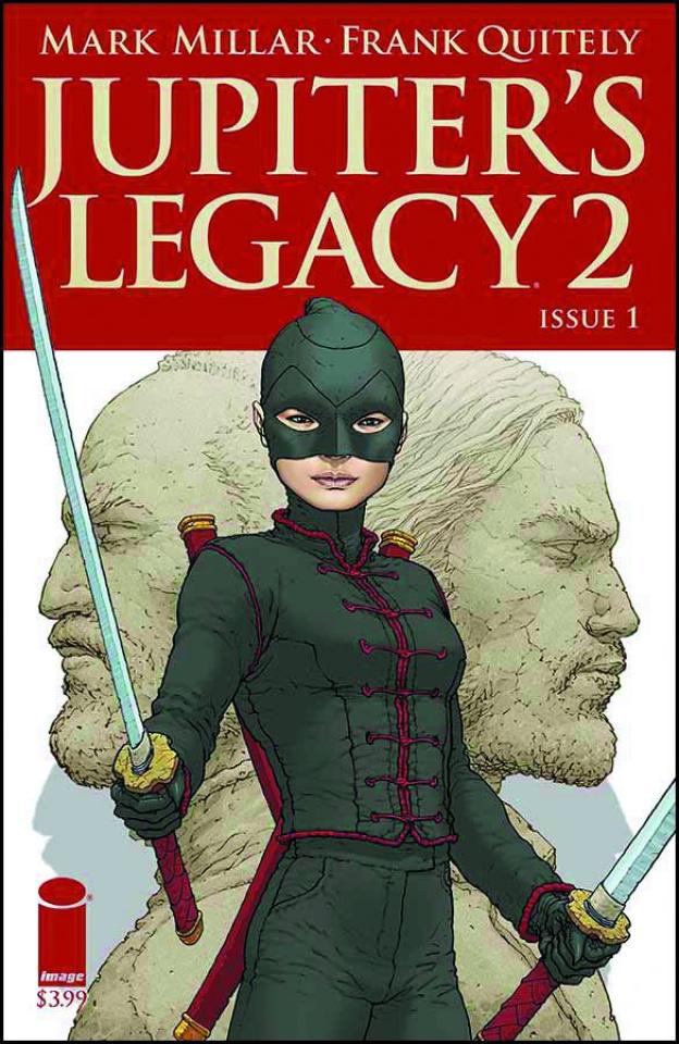 Jupiter's Legacy 2 #1 (2nd Printing)