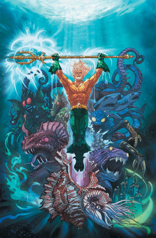 Aquaman #46 (Variant Cover)