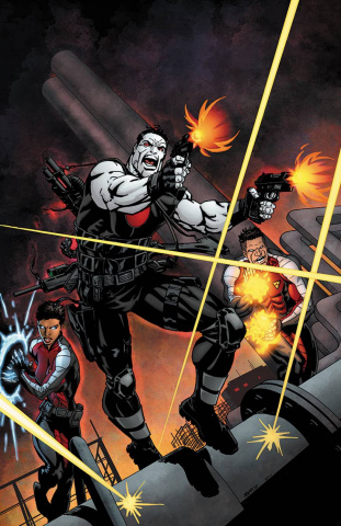 Bloodshot & H.A.R.D. Corps #19 (Sears Cover)