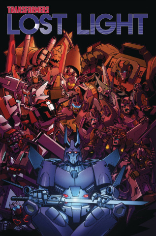 The Transformers: Lost Light Vol. 3