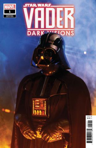 Star Wars: Vader - Dark Visions #1 (Movie Cover)