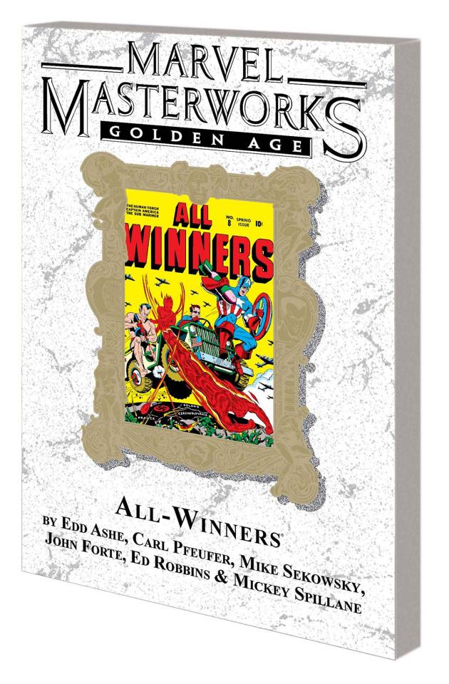 All Winners Vol. 2 (Marvel Masterworks Golden Age)
