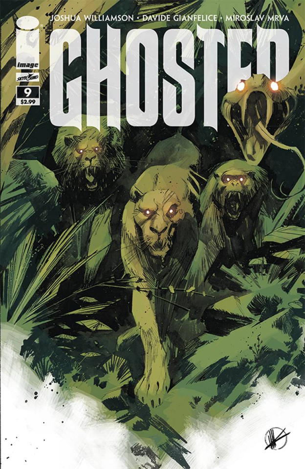 Ghosted #9