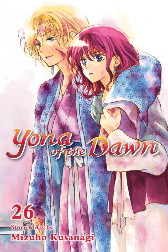 Yona of the Dawn Vol. 26