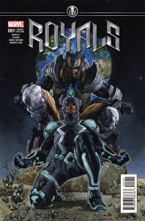 Royals #1 (Bianchi Cover)