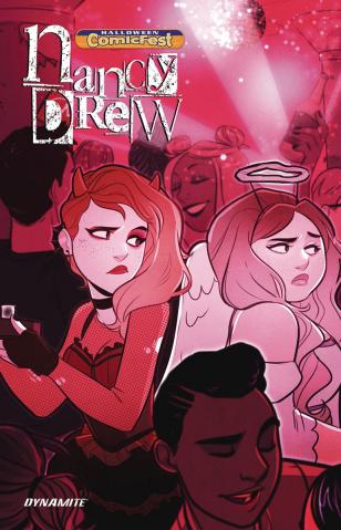 Nancy Drew (Halloween ComicFest 2018)