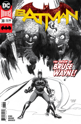 Batman #38 (2nd Printing)
