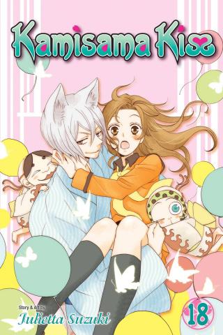 Kamisama Kiss Vol. 18