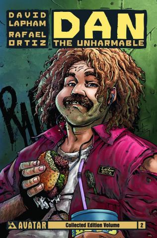 Dan the Unharmable Vol. 2