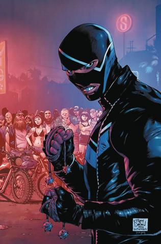 Vigilante: Southland #1 (Variant Cover)