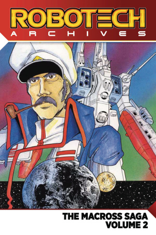 Robotech Archives Vol. 2 (Omnibus)