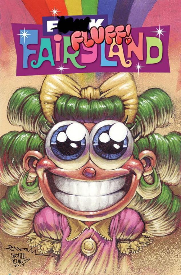 I Hate Fairyland #15 (F*CK Fairyland Cover)