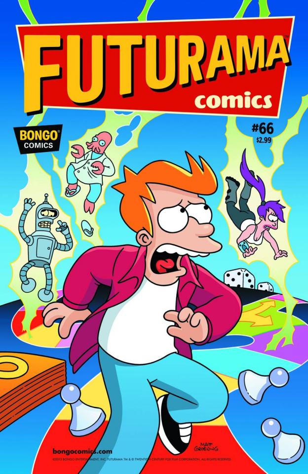 Futurama Comics #66