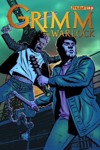Grimm: The Warlock #1