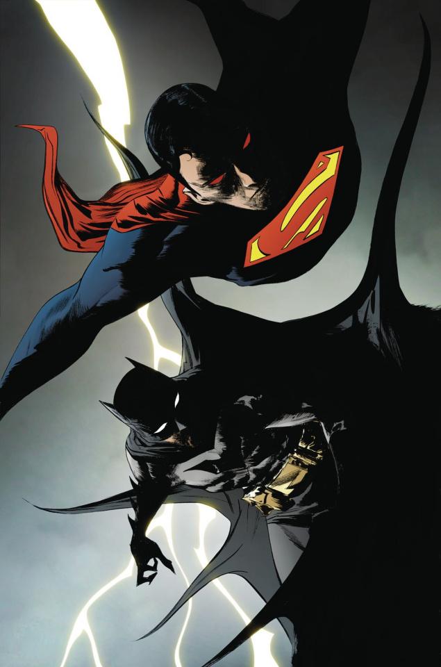 Batman / Superman #11 (Card Stock Jae Lee Cover)