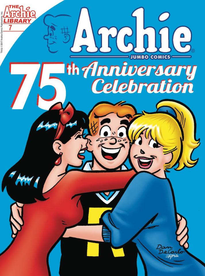 Archie 75th Anniversary Digest #7