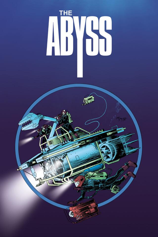 The Abyss Artisan Edition: Kaluta Adaptation