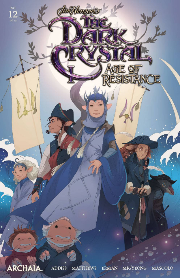 The Dark Crystal: Age of Resistance #12